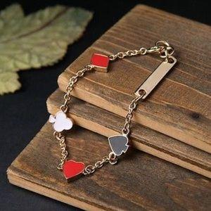 Jewelry - LAST ONE! 🆕♦️♣️♥️♠️ Poker Bracelet